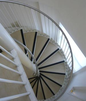 Commissioned Spiral Staircase